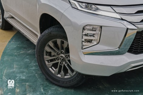 2020 Mitsubishi Montero Sport GLS Exterior