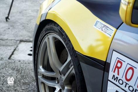 GitiSport GTR3 Audi R8
