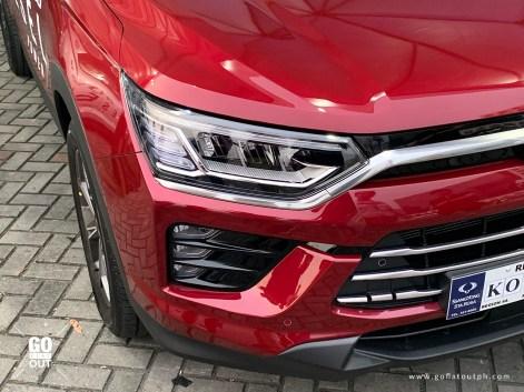 2020 SsangYong Korando Diesel Premium Exterior