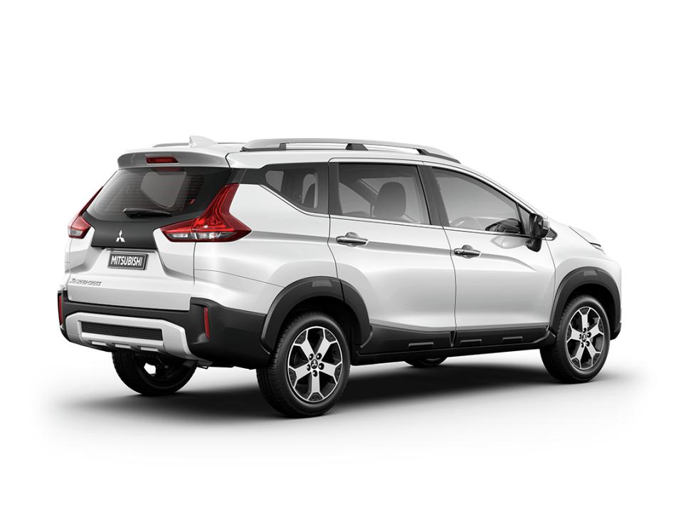 2020 Mitsubishi Xpander Cross Exterior