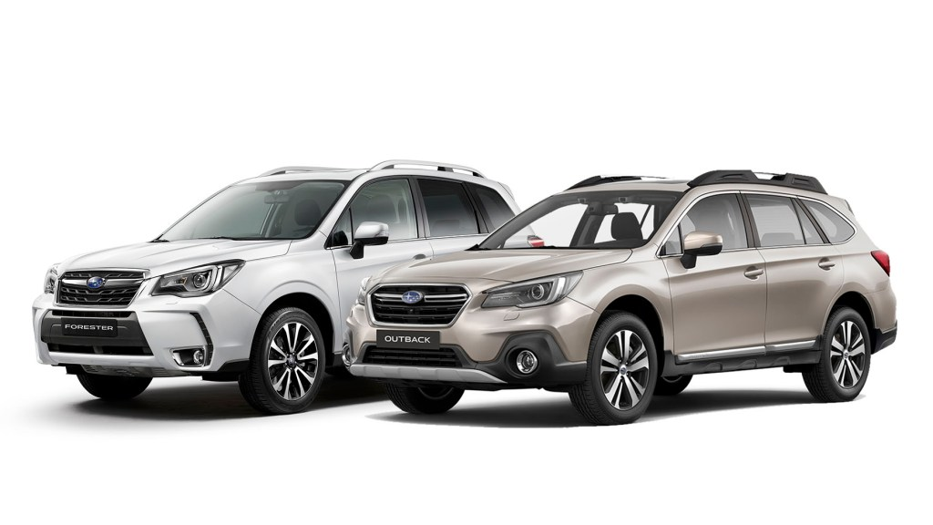 Subaru PH Offers Massive Discounts On Forester XT And Outback 3.6R-S EyeSight