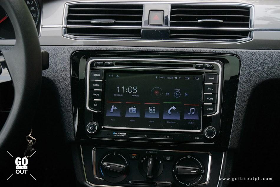 2019 Volkswagen Santana 180 MPI SE Blaupunkt Infotainment