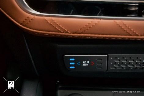 2020 SsangYong Rexton 4x4 Cooled Seats