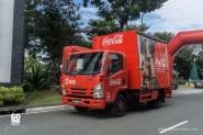 Coca-Cola Isuzu NQR