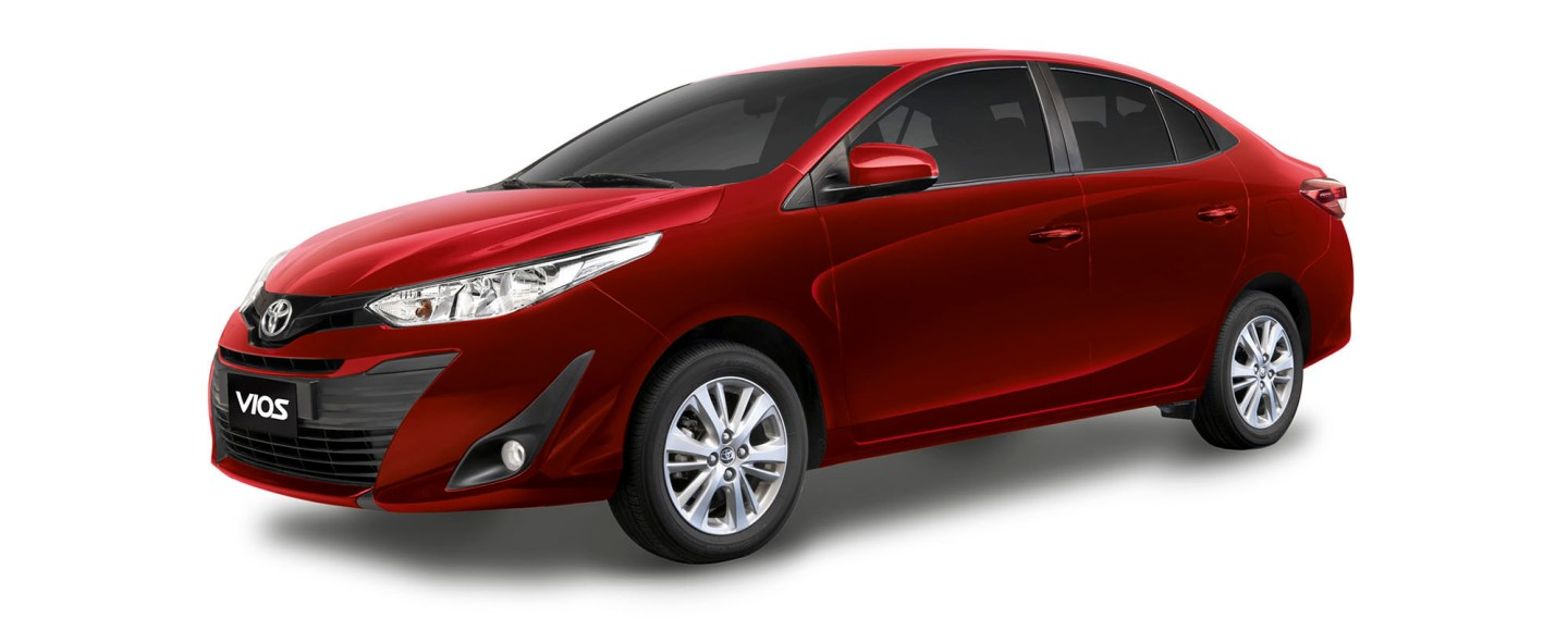Toyota Is Giving Away A New Vios Every Day Until December 20