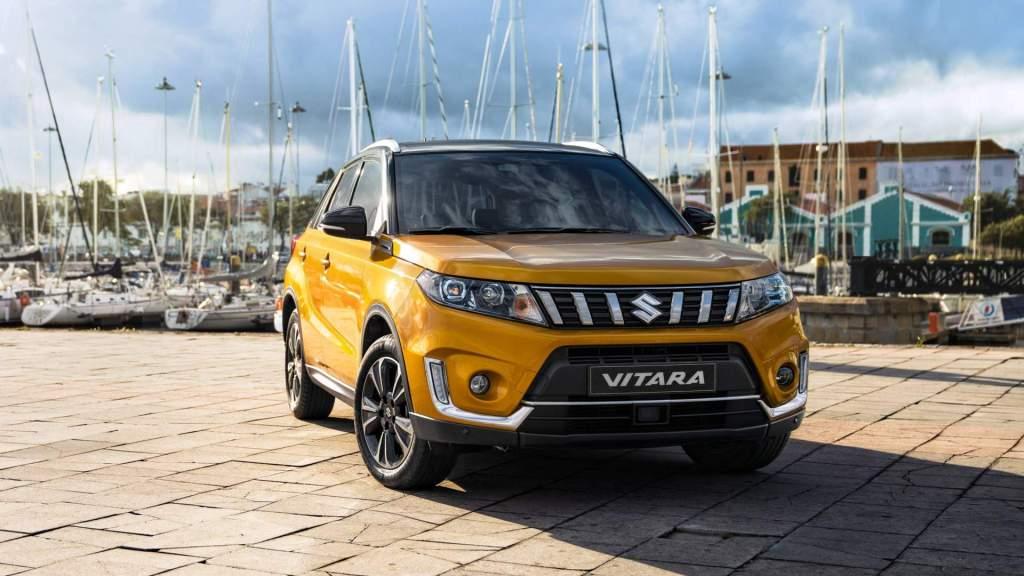 Suzuki PH Will Discontinue The Vitara GLX, GL+ Variants