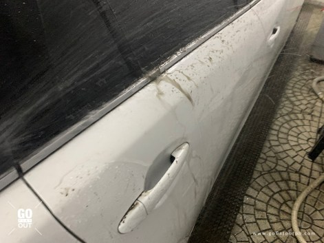 How To Clean Ash Fall On Car
