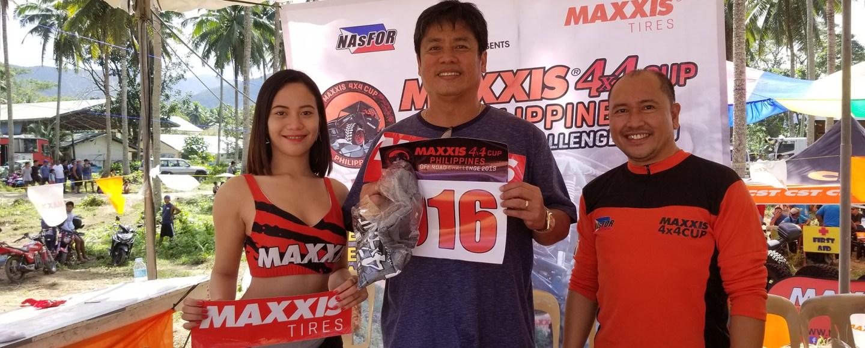 Davaoeño Dominates NAsFOR's Philippine Tough Truck Challenge