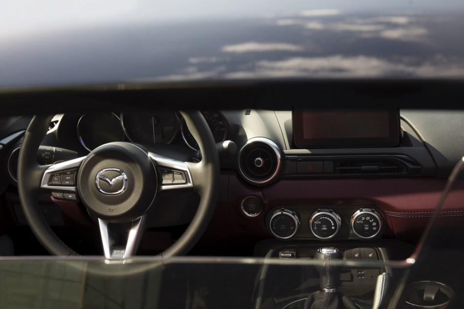 2020 Mazda MX-5 RF AT w/ Nappa Leather