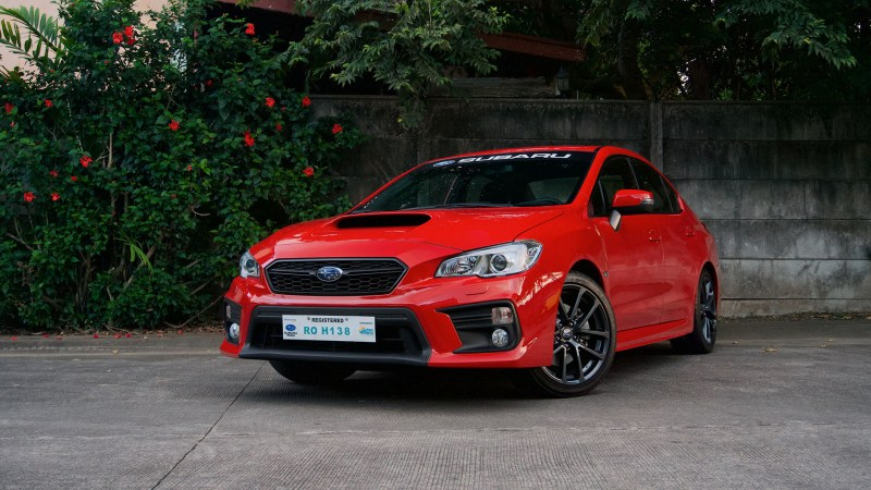 2020 Subaru WRX MT Review