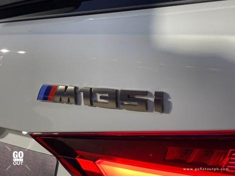 2020 BMW M135i xDrive Interior
