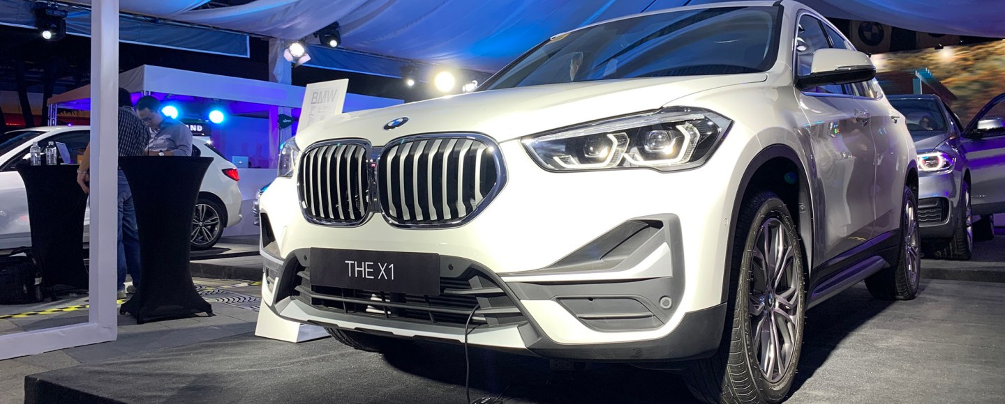 Facelifted BMW X1 Is Now On Sale In PH With P3.090M Starting Price