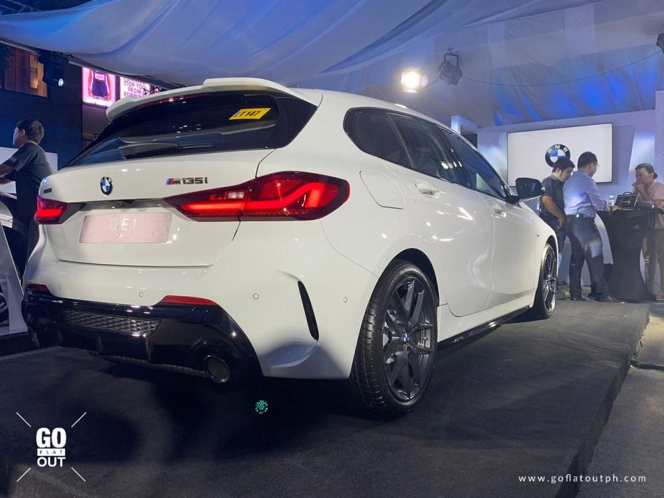 2020 BMW M135i xDrive Exterior