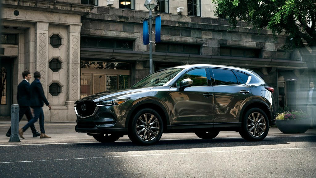 Luxurious 2020 Mazda CX-5 AWD Diesel Signature Now In PH For P2.350M