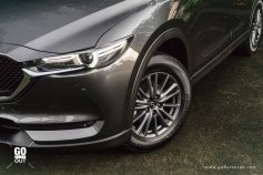 2020 Mazda CX-5 2.0 2WD Sport Exterior