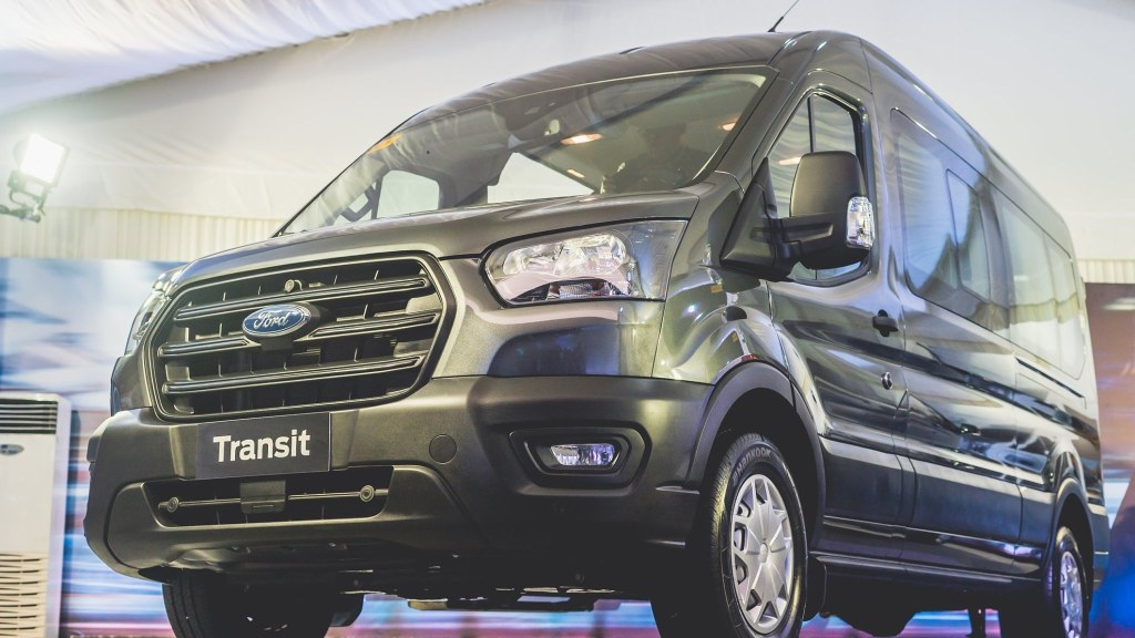 Ford PH Deploys Transit Vans To Emergency Services Amid COVID-19 Pandemic
