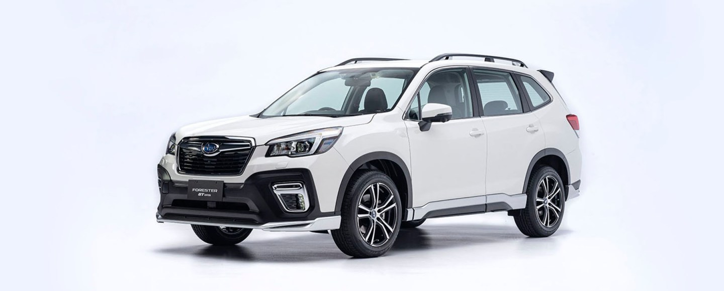 2020 Subaru Forester GT Edition Now On Sale In PH For P2.120M