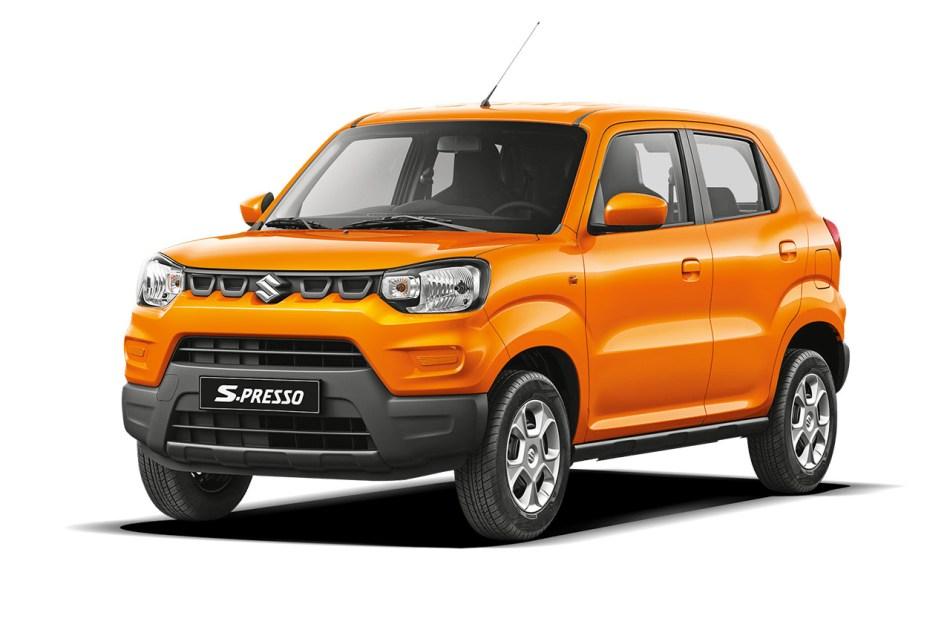 2020 Suzuki S-Presso Exterior