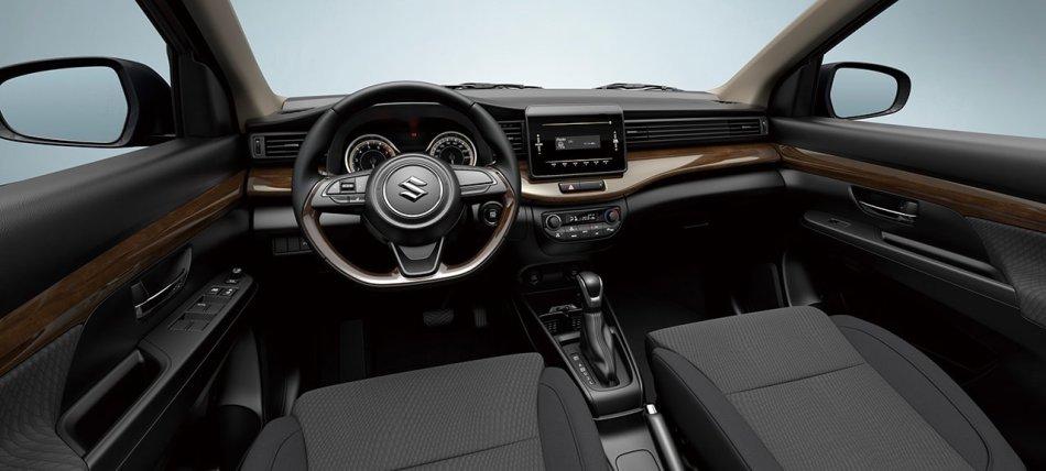 2020 Suzuki Ertiga Interior