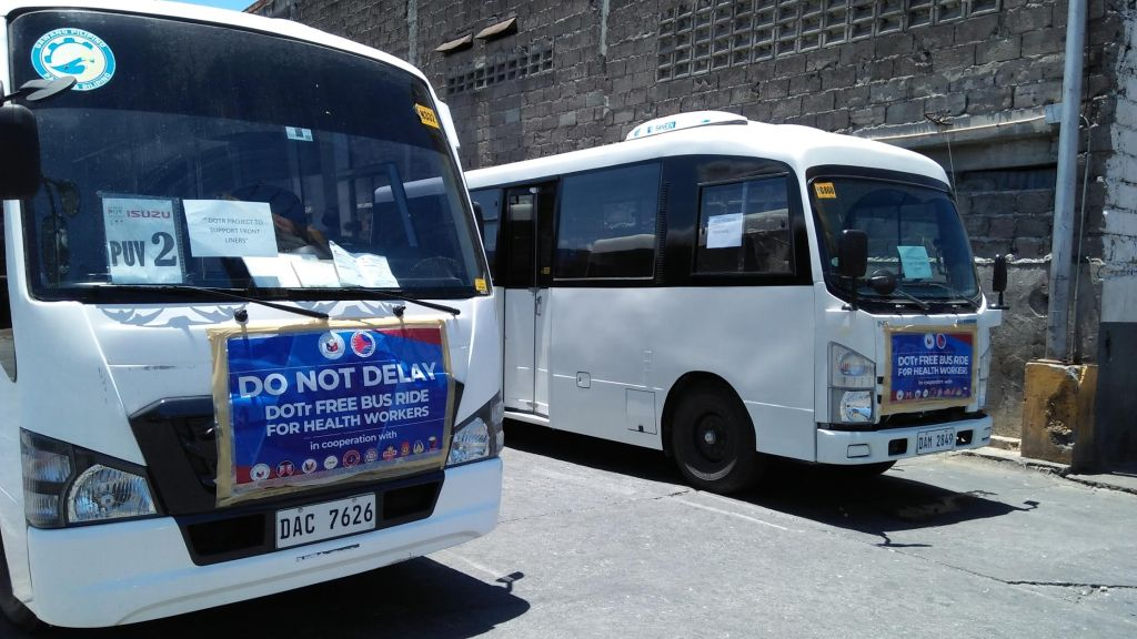 servicing 19 routes in Luzon