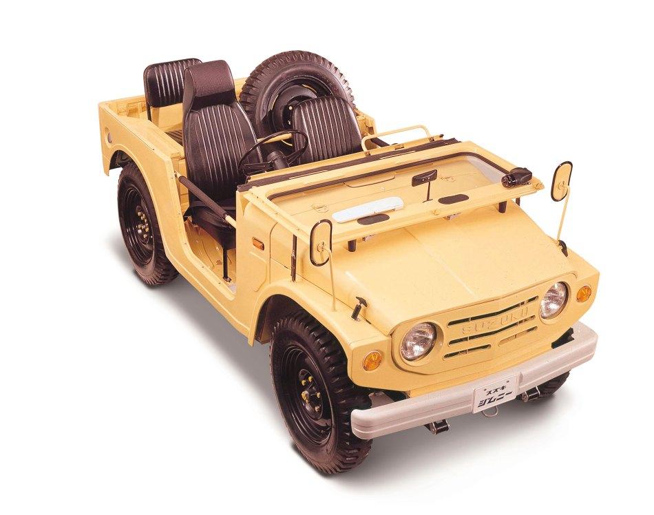 Suzuki Jimny LJ10