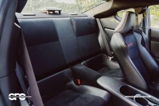 2020 Subaru BRZ 2.0 M/T Rear Seats