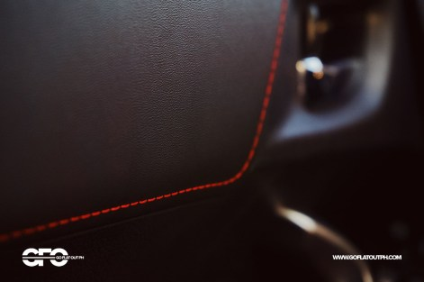 2020 Subaru BRZ 2.0 M/T Stitching