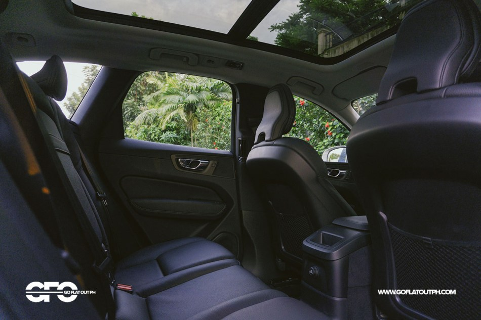 2020 Volvo XC60 T8 Inscription Rear Seats