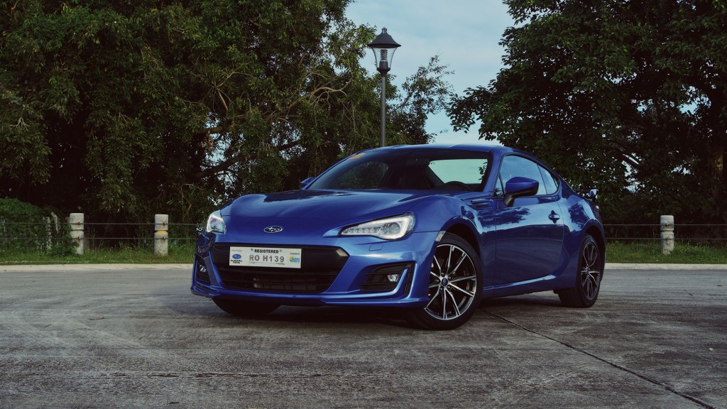 2020 Subaru BRZ 2.0 M/T Review