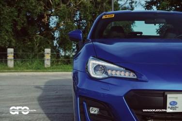 2020 Subaru BRZ 2.0 M/T Headlights