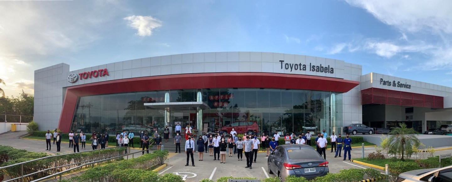 Toyota Motor Philippines Is Set To Launch A Virtual Showroom