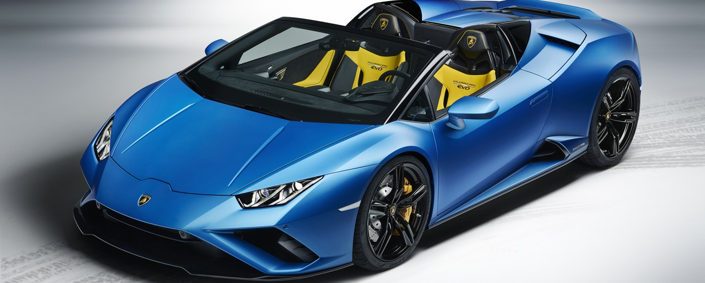2021 Lamborghini Huracan Evo RWD Spyder Is All About Topless Fun