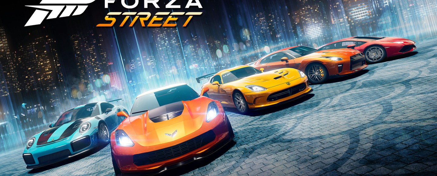 Microsoft's Forza Street Now Available For Free On iOS, Android