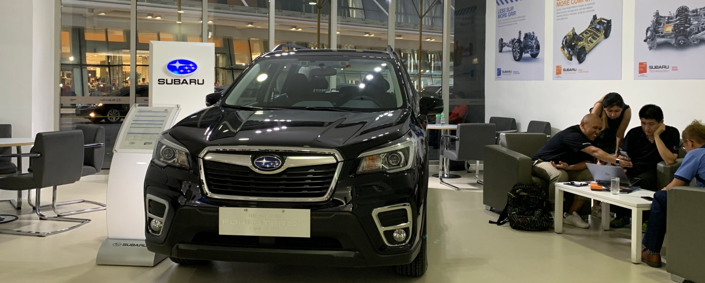 Subaru PH To Reopen Dealers, Provide Home Test Drives