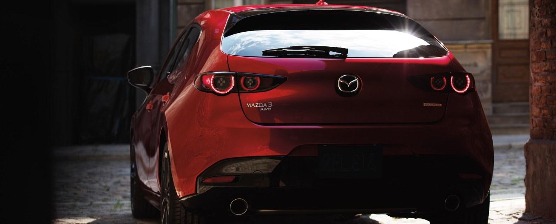 Turbocharged 2021 Mazda 3 Teased, To Be Revealed July 8
