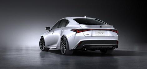 2021 Lexus IS F Sport
