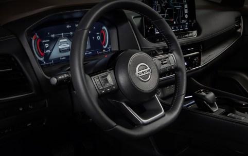 2021 Nissan Rogue Platinum Interior