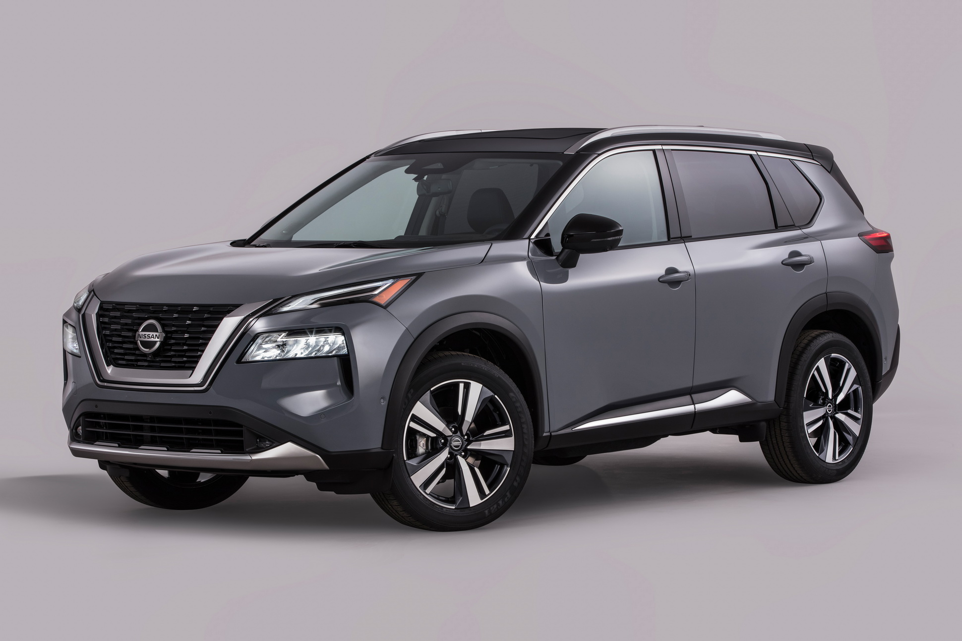 all-new 2021 nissan x-trail shows off its edgy design - news