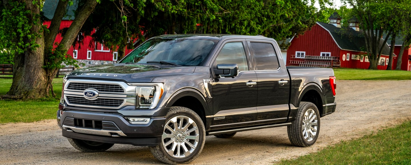 All-New 2021 Ford F-150 Comes With A Built-In Office, Generator