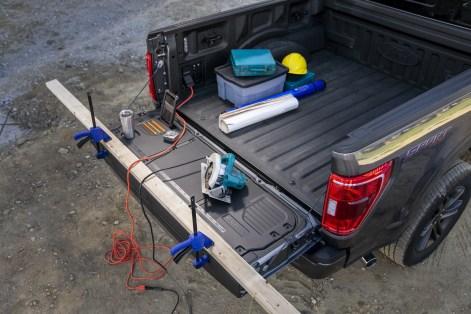 2021 Ford F-150 Generator