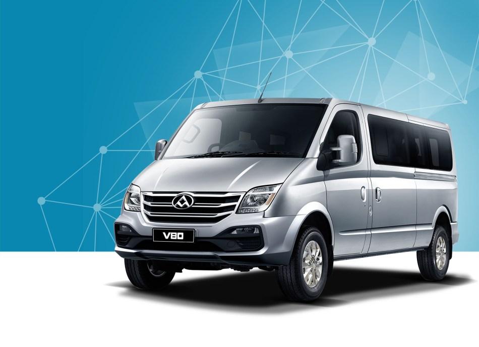 2020 Maxus V80 Comfort