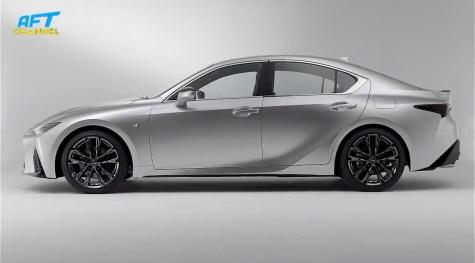 Next-Generation 2021 Lexus IS Leaked Ahead Of Debut