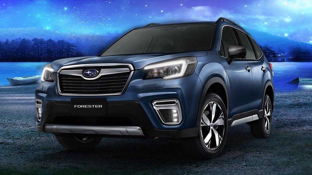 Subaru PH Is Offering Up To P200K In Discounts This July