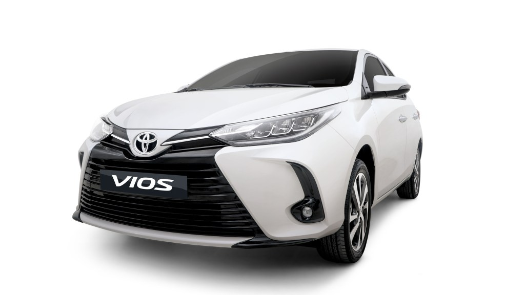 2021 Toyota Vios Makes Global Debut In PH, Starts At P671K
