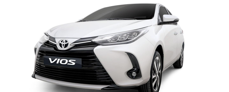 2021 Toyota Vios Makes Global Debut In PH, Starts At P671K