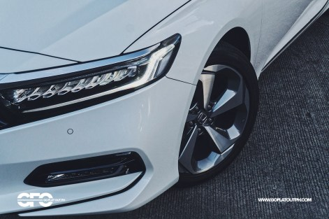 2020 Honda Accord 1.5 EL Turbo Wheels