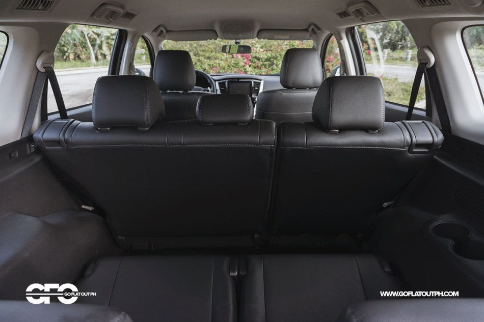 2020 Mitsubishi Montero Sport GT 2WD Third Row Seats