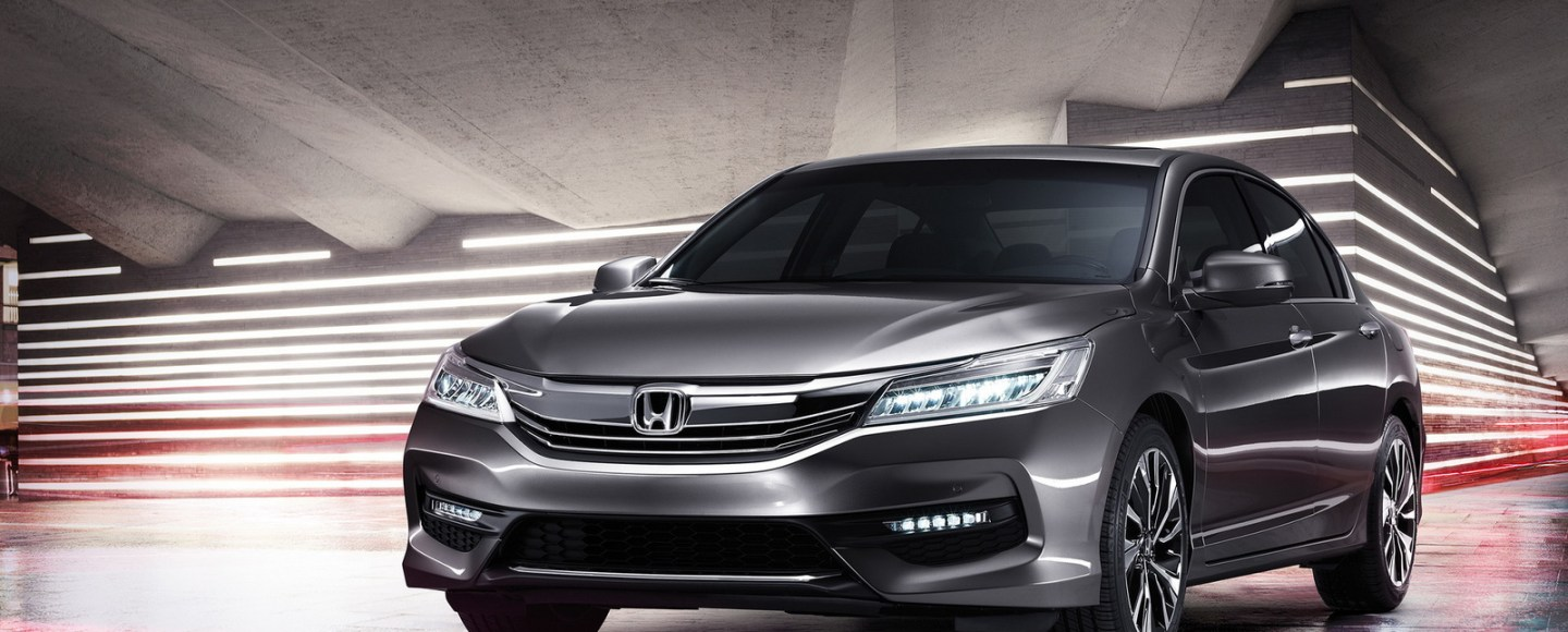 Get A Brand-New 2018 Honda Accord For Less Than P1.5M This July