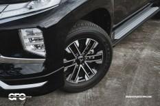 2020 Mitsubishi Montero Sport GT 2WD 18-inch Wheels