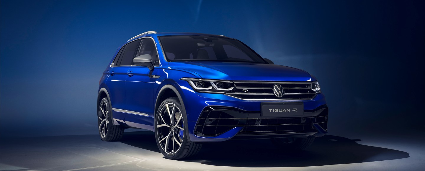 Refreshed 2021 Volkswagen Tiguan Unveiled With High-Performance R Variant